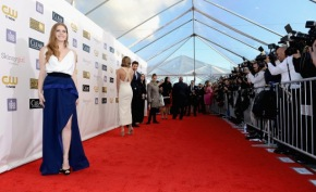 18th Annual Critics' Choice Movie Awards - Red Carpet